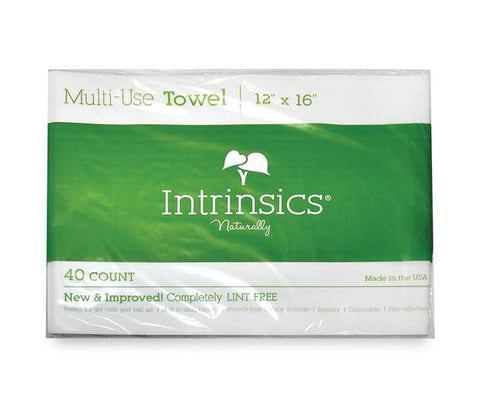 INTRINSICS MULTI-USE TOWELS - TopSpaSupply.com