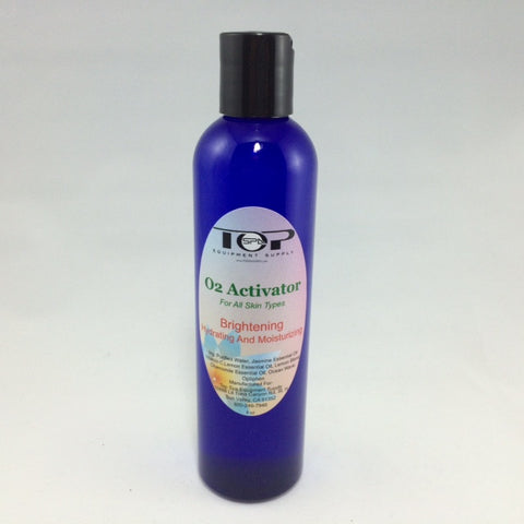 Skin Brightening Oxygen Activator with Vitamin C