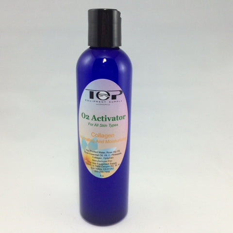 Oxygen Activator With Collagen