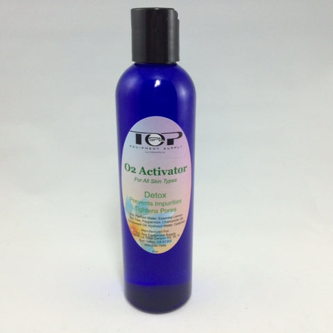 OXYGEN DETOX ACTIVATOR FOR ACNE AND OILY SKIN