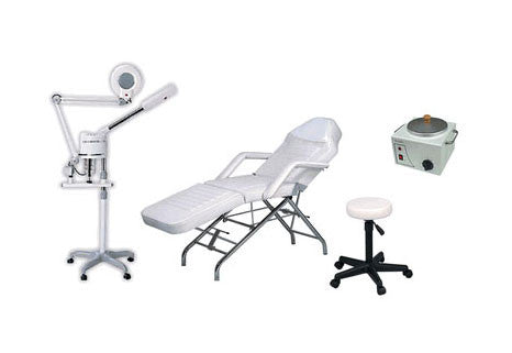 SILVER FACIAL SPA EQUIPMENT PACKAGE - TopSpaSupply.com