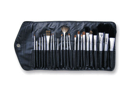 SABLE WITH GOAT HAIR BRUSH SET - TopSpaSupply.com
