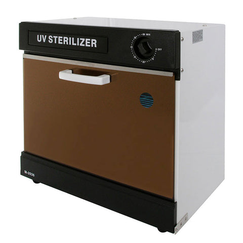 UV STERILIZER & SANITIZER CABINET WITH TIMER - TopSpaSupply.com