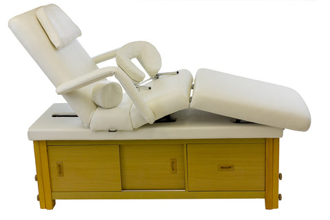 Mars Electric Spa Treatment Table (FACIAL, MASSAGE BED) - TopSpaSupply.com