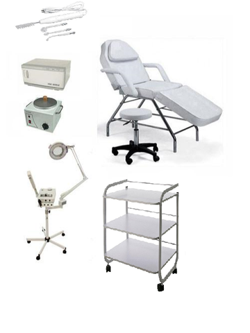 Starter Spa Equipment Package