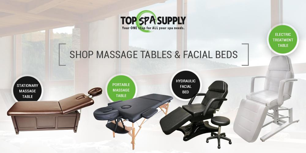 Buy Massage Tables & Facial Beds