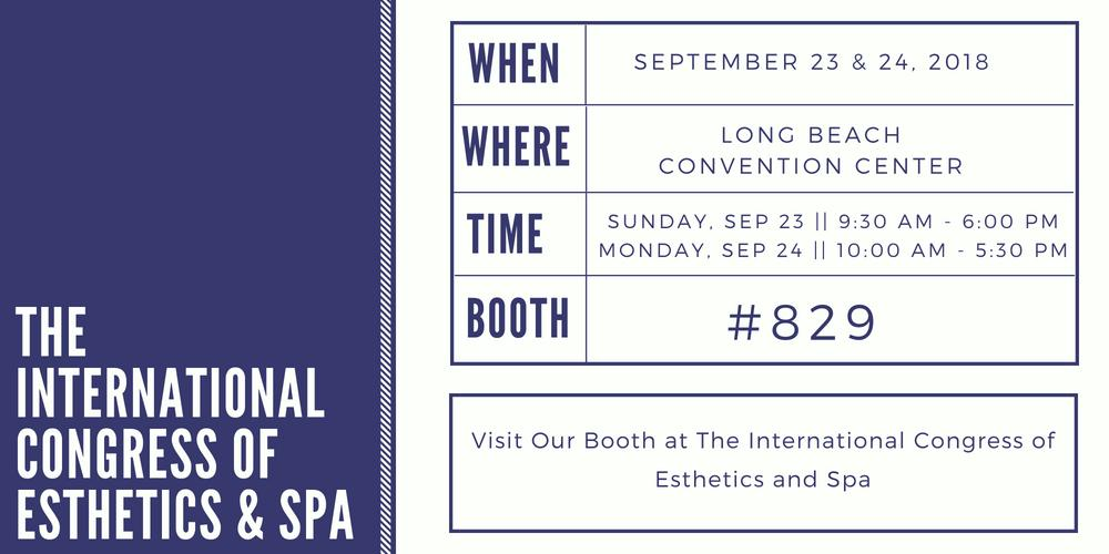 The International Congress of Esthetics and Spa