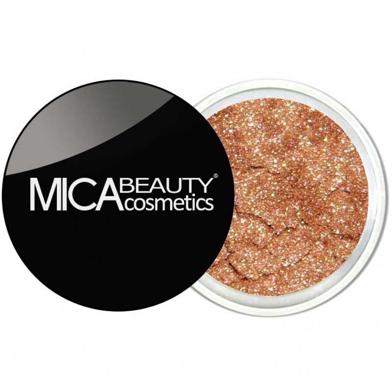 MicaBeauty Bronze Mineral Eye Shadow
