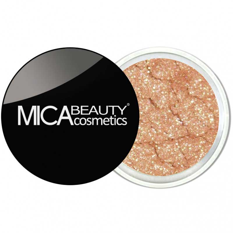 MicaBeauty Coral Mineral Eye Shadow