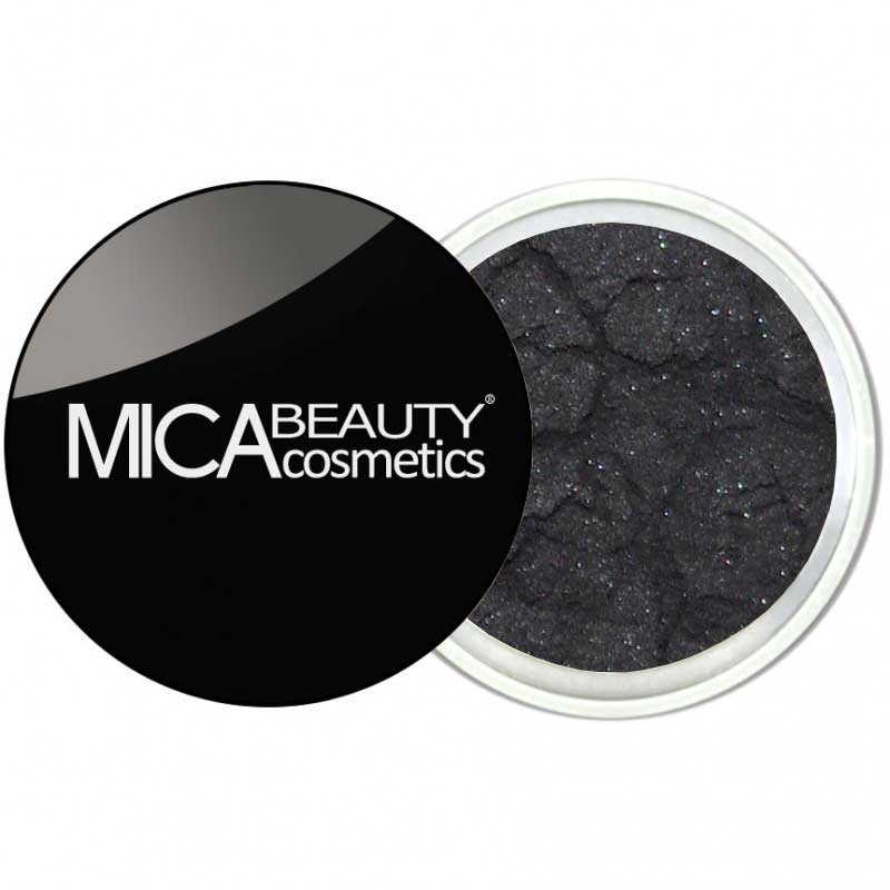 MicaBeauty Ebony Mineral Eye Shadow