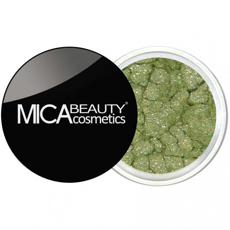 MicaBeauty Kelly Green Mineral Eye Shadow