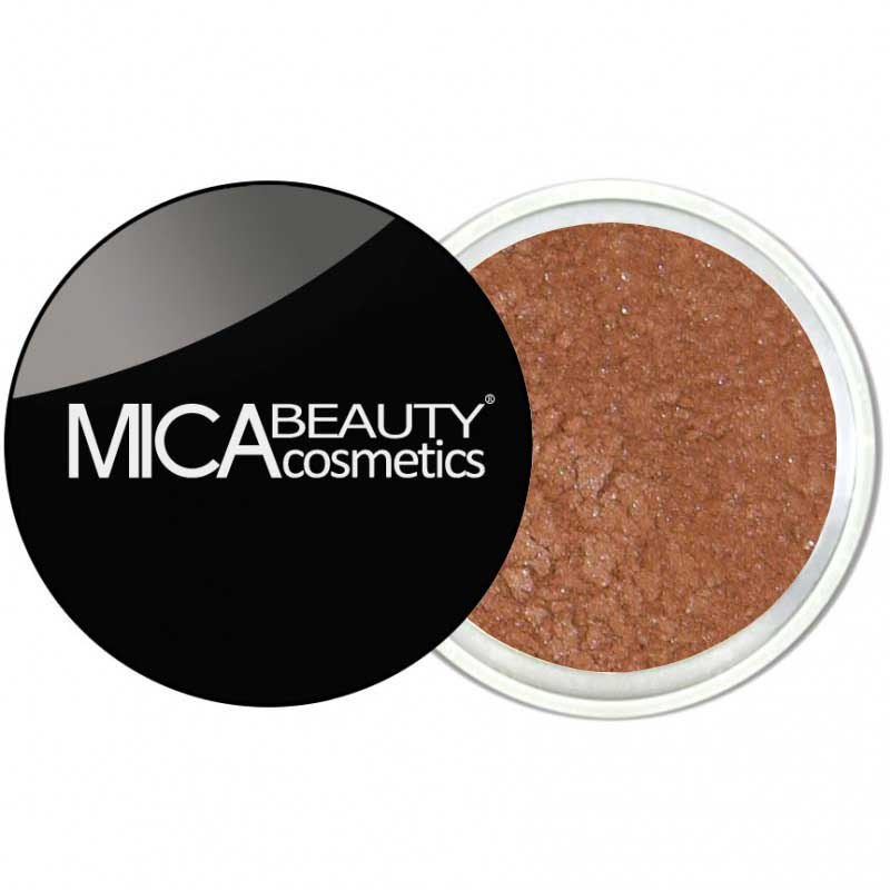 MicaBeauty Sienna Mineral Eye Shadow