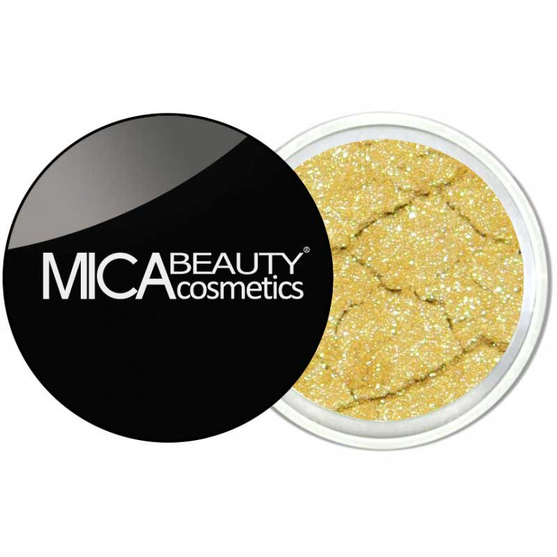 MicaBeauty Sunshine Mineral Eye Shadow