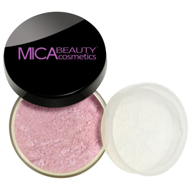 Micabeauty Glimmer Face & Body Bronzer