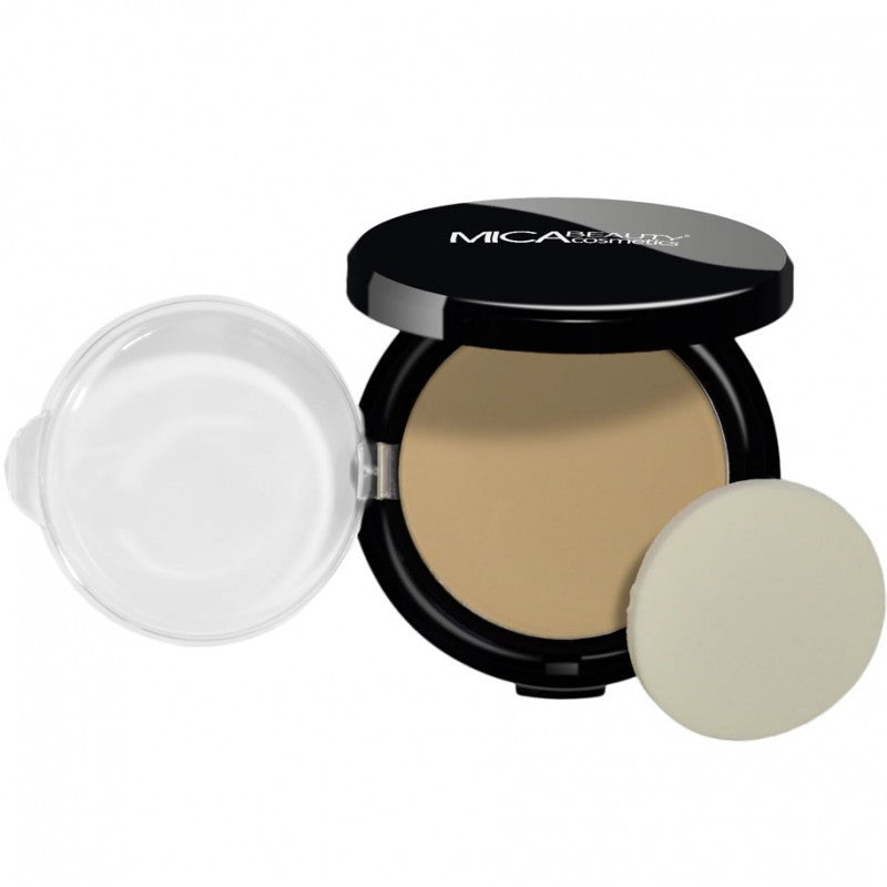 Micabeauty - Sandstone Pressed Mineral Foundation