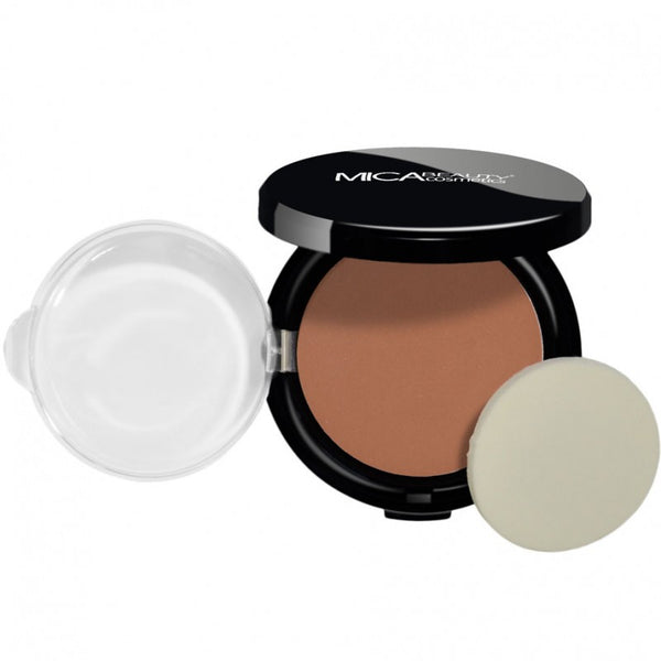 Micabeauty - Downtown Brown Pressed Mineral Foundation