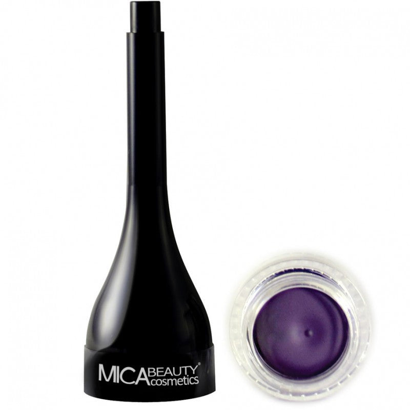 Micabeauty - Purple Gel Eyeliner