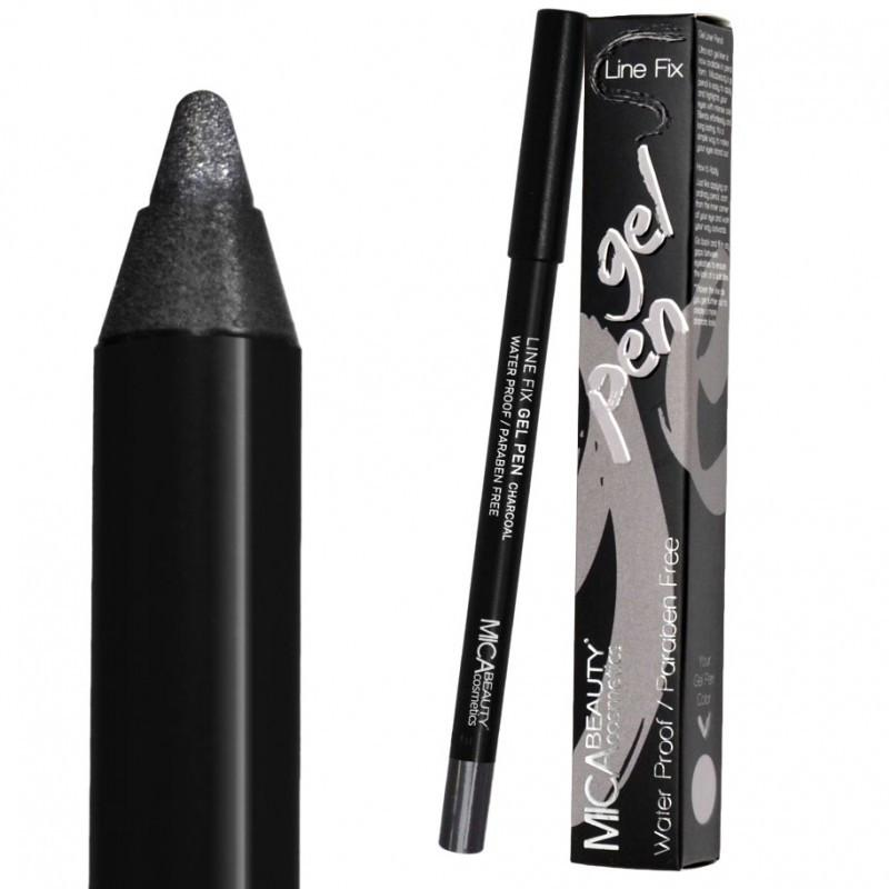 Micabeauty Charcoal Gel Eyeliner Pencil