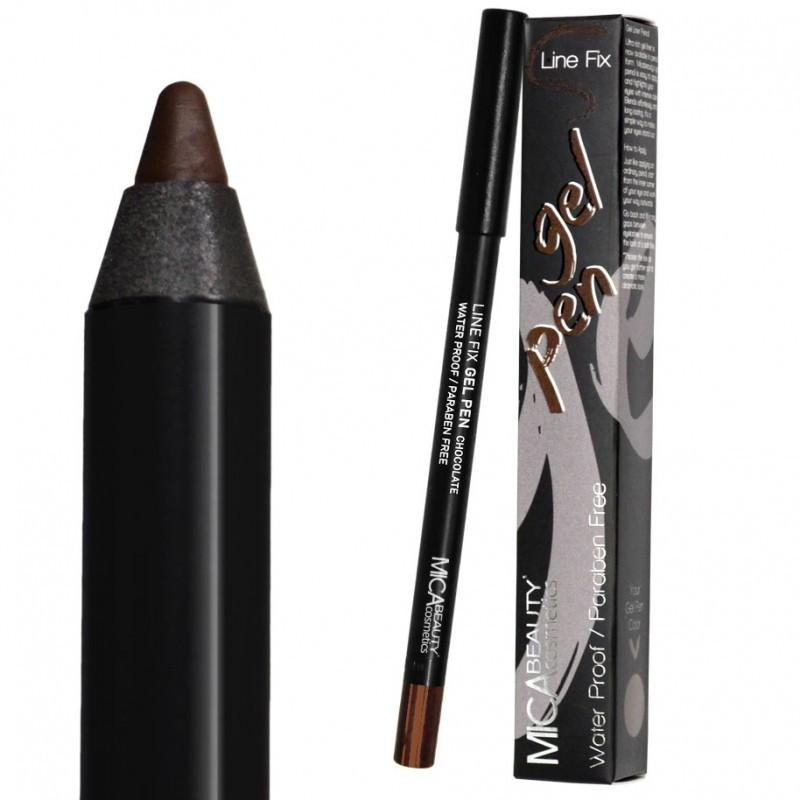Micabeauty Chocolate Gel Eyeliner Pencil