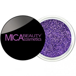 Micabeauty Purple Glitter Powder