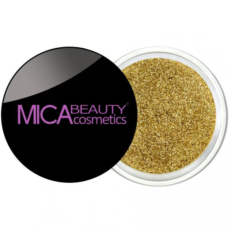 Micabeauty Gold Glitter Powder