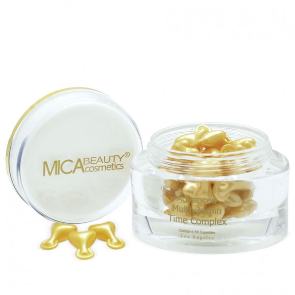 MicaBeauty - Advanced Multi-Vitamin Time Complex: The Magic Capsule