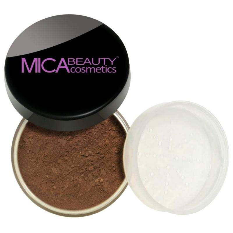 Micabeauty Cinnmon Mineral Foundation Powder