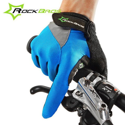 Delicate Men Winter Gloves Men's Leather Gloves driving gloveCycle Full Finger Ciclismo Luvas Gloves For Smartphone