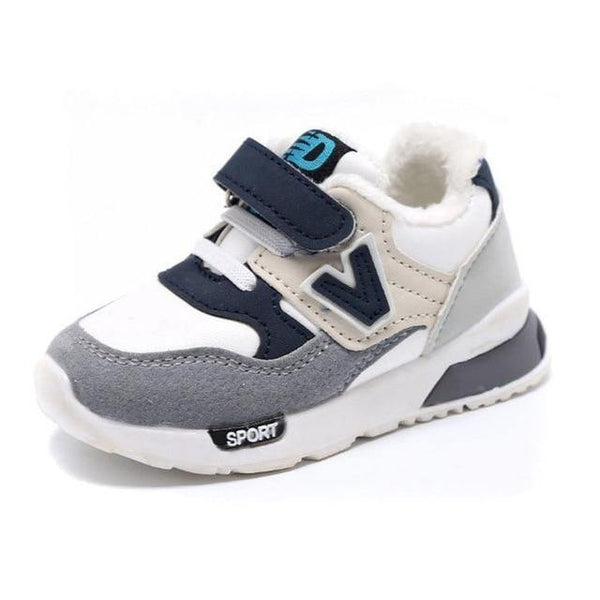 Kids Shoes Baby Boys Girls Children's Casual Sneakers Breathable Soft Anti-Slip Running Sports
