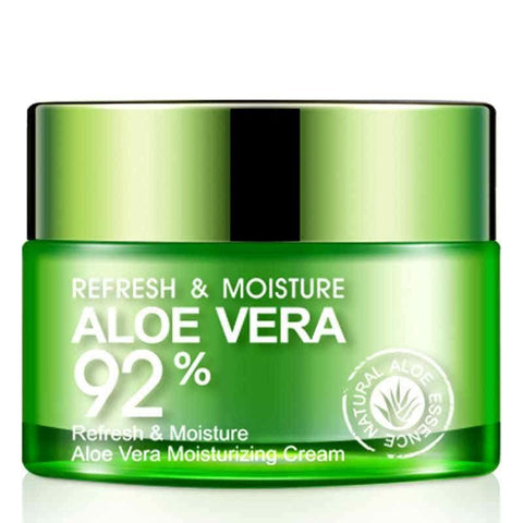 BIOAQUA Aloe Vera Gel  Smooth Moisturizing Whitening Day Cream Anti Wrinkle Anti Aging Face Cream Skin Care