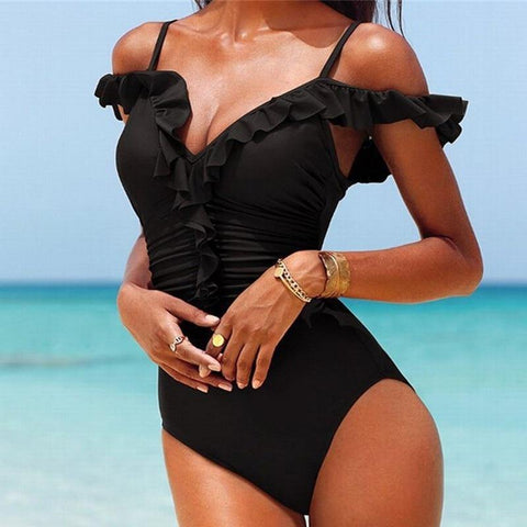 Bathing suit One piece Swimsuit Maio Monokini Praia Biquini Trikini Badpak dames Mayokini Maillot