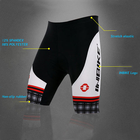 Men`s Cycling Shorts Riding  Bike 3D Padded