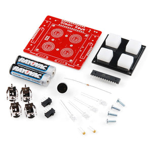 SparkFun Simon Says - Through-Hole Soldering Kit