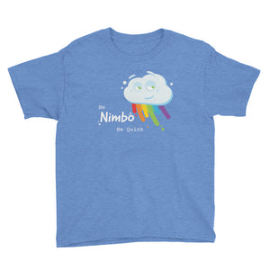 Be Nimbo Be Quick Youth Short Sleeve T-Shirt