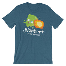 Load image into Gallery viewer, Blobbert To the Rescue! Short-Sleeve Unisex T-Shirt