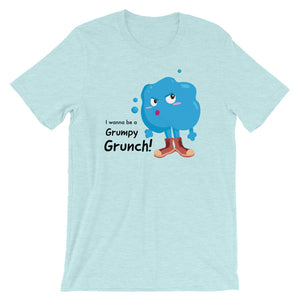 Grumpy Grunch Short-Sleeve Unisex T-Shirt