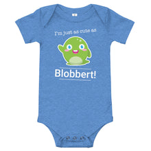 Load image into Gallery viewer, Blobbert Baby Onesie