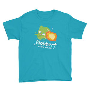 Blobbert To the Rescue! Youth Short Sleeve T-Shirt