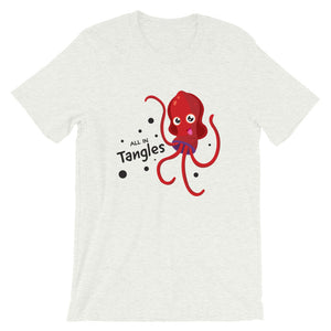 All In Tangles Short-Sleeve Unisex T-Shirt