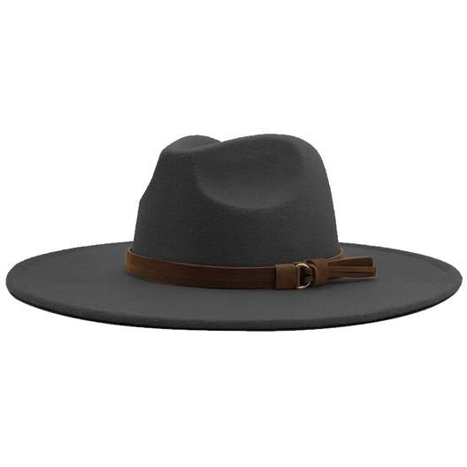 When a Brim is a Brim - Dark Grey