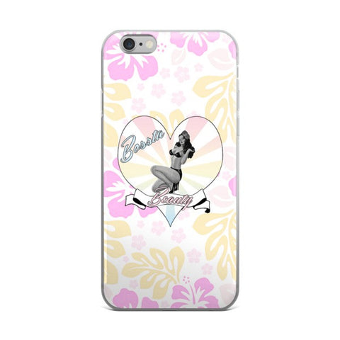 Hawaiian Beauty iPhone case