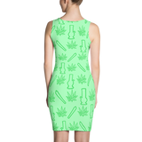 Joint & Bong Sublimation Dress