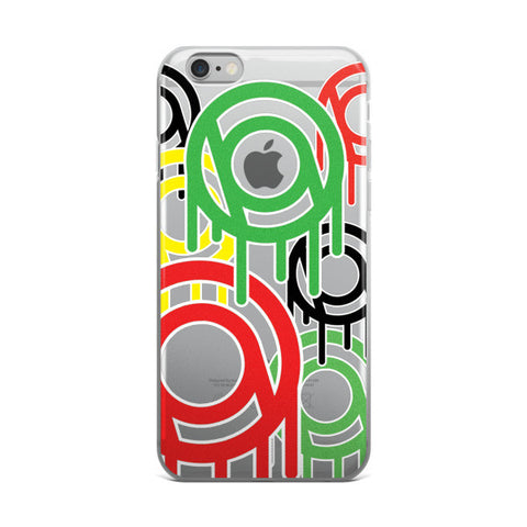 Dripper iPhone case