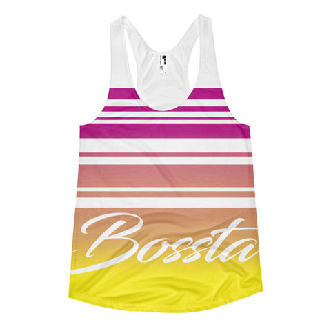 Beauty Fade Women's Racerback Tank