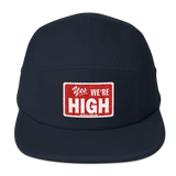 Yes We're High 5 Panel Camper