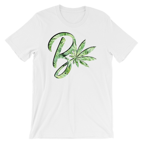 B Leaf Short-Sleeve Unisex T-Shirt