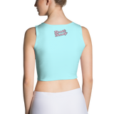 Ice Cream Sublimation Cut & Sew Crop Top