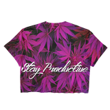 Stay High Crop Top