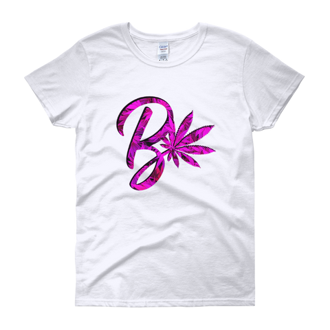 B Leaf Women's short sleeve t-shirt