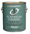 Platinum Ceramic Satin by Hirshfield's